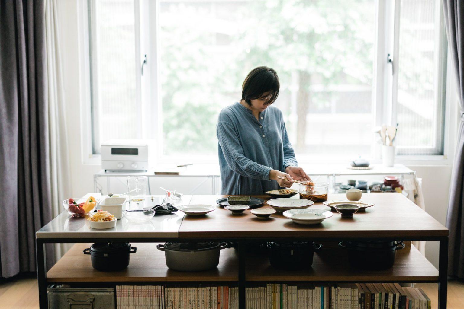 職人專欄|不只Co-working 一起Co-cooking 朝井家 給在家工作者的食譜提案